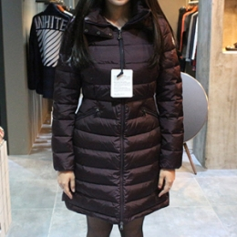 [MONCLER] 15fw  Hiturtle placket Down Padding PURPLE 4993105 54155 458