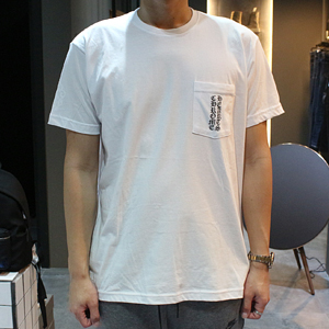 [Chrome Hearts] Cross T-shirt White